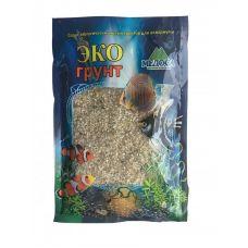 Натуральный кварцевый грунт «Куба-2» окатанный 1,0-2,0 мм 1 кг