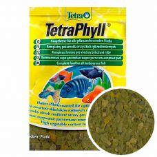 TetraPhyll 12г пакет растительные хлопья