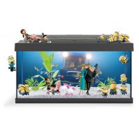 Аквариум Tetra Aquarium 54л с Миньонами