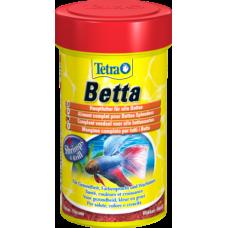 Корм для рыб Tetra Betta Хлопья, 100 мл