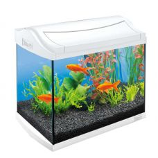 Аквариум Tetra AquaArt LED Goldfish 20л белый 39,5х28х33см