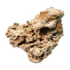 Камень Песчаник пещеристый желтый ,кг