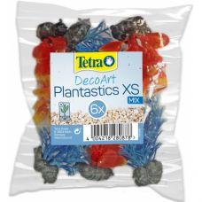 Мини растение разноцветное Tetra DecoArt Plant XS Mix 6см