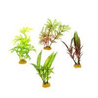 Набор пластиковых растений PRIME 4 шт