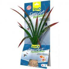 Tetra DecoArt Plantastics, Осока (Hairgrass) 24см (M), растение искусственное