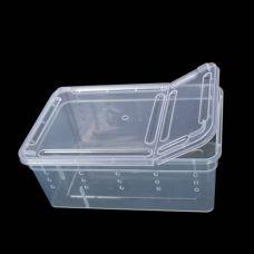 Отсадник пластиковый Small feeding box 19х12,5х7,5см (20шт)