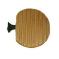 Плотик для черепах деревянный, m круглый