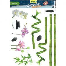 Стикер Tetra DecoArt StickerSet Bamboo