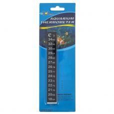 Термометр жидкокристаллический, полоска 18-34С
