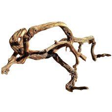 """UDeco Grapevine Root M - Натуральная коряга """"Виноградная лоза"""" для оформления аквариумов и террариум"""