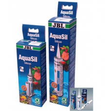 Аквариумный силикон JBL AquaSil 80мл бесцветный