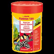 Корм для рыб PLANKTON TABS 100 мл (65 г) (275 таб)