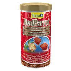 TetraRedParrot 250мл подушечки красным попугаям