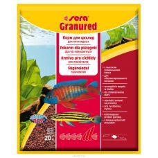 Корм для рыб GRANURED 20 г (пакетик)