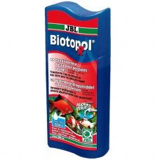 JBL Biotopol R, 100 мл -Препарат для подготовки воды в аквариумах с золотыми рыбками