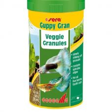 Корм для рыб Guppy gran 100 мл (48 г)