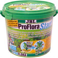 Питательный грунт JBL ProfloraStart Set 200
