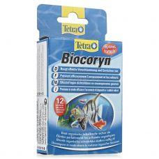 BIOCORYN 12 капсул, кондиционер для разложения органики на объем 600л