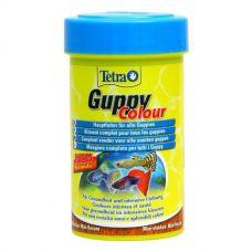 Tetra Guppy Colour 100мл хлопья для гуппи