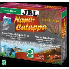 JBL Nano Catappa, 10 шт., листья индийского миндаля