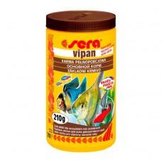 Корм для рыб VIPAN 1000 мл (210 г)