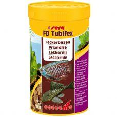 Корм для рыб FD TUBIFEX (трубочник) 100 мл (12 г)