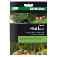 Dennerle Nano MiniLab, набор тестов для нано-аквариума