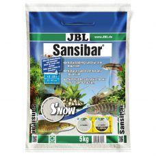 Грунт JBL Sansibar SNOW 10кг