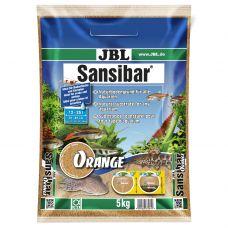Грунт JBL Sansibar ORANGE 5кг