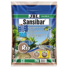 Грунт JBL Sansibar RED 5кг