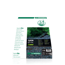 Грунт Dennerle Nature Gravel PlantaHunter Yukon 5кг 12-18мм