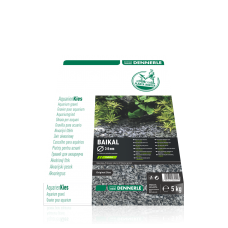 Грунт Dennerle Nature Gravel PlantaHunter Baikal 5кг 3-8мм