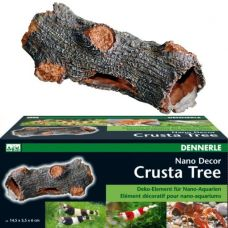 Декорация Dennerle Nano Crusta Tree S для нано-аквариумов