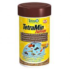 TetraMin Junior 100мл мелкие хлопья