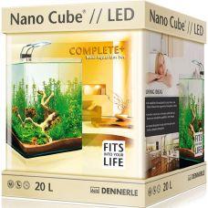 Dennerle NanoCube Complete   LED 20 л, Комплект для установки нано-аквариума