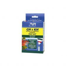 API Тест API GH & KH Test Kit - Набор для измерения общей и карбонатной жесткости