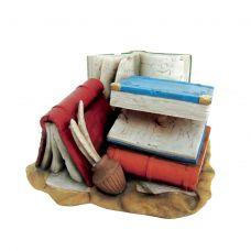 Декоративная композиция ArtUniq Books For Wise Fishes