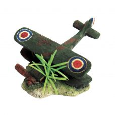Декоративная композиция ArtUniq Downed British Biplane