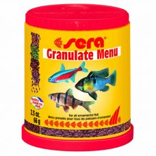 Корм для рыб GRANULAT MENU 150 мл (66 г)