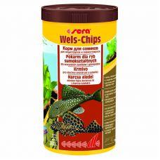 Корм для рыб WELS CHIPS 100 мл (38 г)