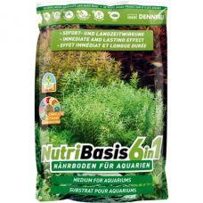 Питательный грунт Dennerle NutriBasis 6in1 4,8кг