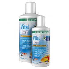 Dennerle Vital Elixier 250 ml, Микроэлементы и витамины