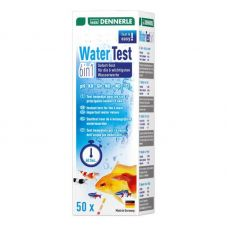 Dennerle WaterTest 6in1,  тест 6 в 1