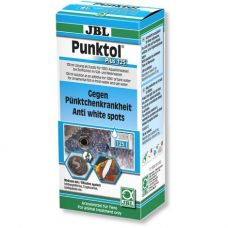 JBL Punktol Plus 125, 100 мл, Препарат против ихтиофтириоза и других эктопаразитов