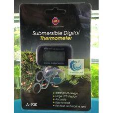 UpAqua Погружной цифровой термометр для аквариума