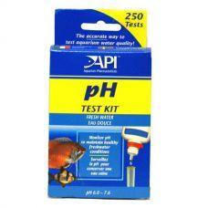 Тест API pH Test Kit - Набор для измерения уровня pH в пресной воде
