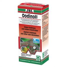 JBL Oodinol Plus 250, 100 мл, Препарат против оодиноза