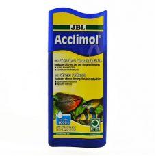 JBL Acclimol, 100 мл на 400 л -Препарат для защиты рыб при акклиматизации