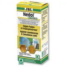 JBL Nedol Plus 250, 100 мл, Препарат против камалланид и других круглых червей