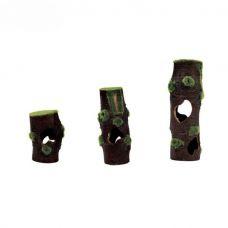 Декоративный набор из пластика ArtUniq Mossy Stumps 3S